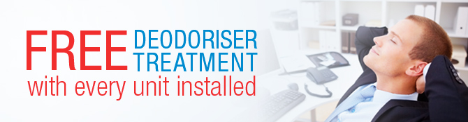 Free Deosouriser Treatment