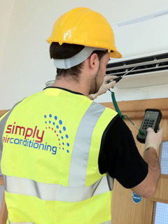 Simply Air Conditioning Installation