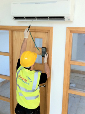 Contact Our Expert Air Conditioning Service