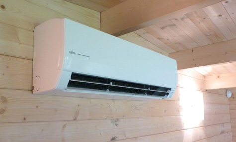Fujitsu Air Con Installed