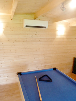 Pool Room Air Conditioner