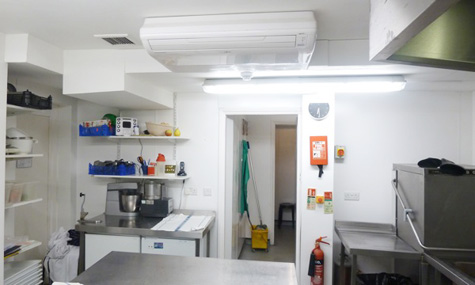 Pro Kitchen Air Con