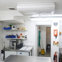 Commercial air conditioning units in London