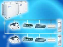 Gree GMV Air Conditioning System