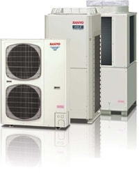 The Sanyo ECOi range