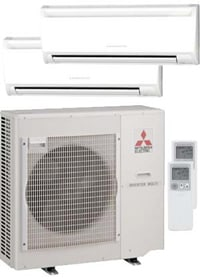 Mitsubishi M Series Air Conditioning Unit