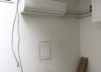Air Conditioning In A Surgery Building In New Kings Road, Chelsea