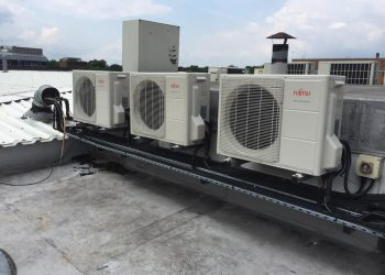 Simply Air COnditioning London - Fujitsu Air Conditioning Installation in Chiswick