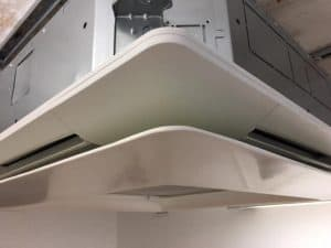 Simply Air Conditioning London - Air Deflector Installation In London
