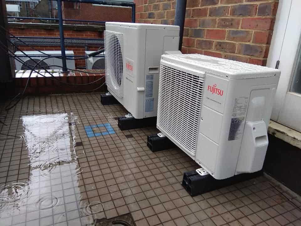 Air Conditioning Installation in Paddington Air Conditioning Installation in a new Dental Practice in Paddington
