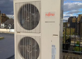 Air Conditioning Installation in Chiswick High Street, London 1