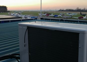 Simply Air Conditioning London - AC Units Installed at Elstree Aerodrome2