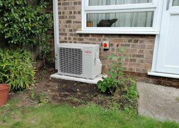 Simply Air Conditioning London - Air Conditioning Unit Installation In A Home In Chiswick